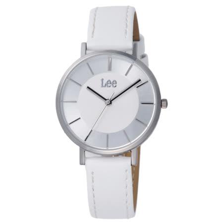 Lee 魅力無限時尚女錶-LEF-F107DSL7-7S