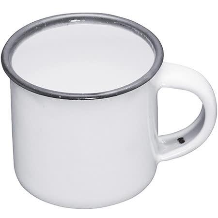 《KitchenCraft》復古琺瑯濃縮咖啡杯(90ml)