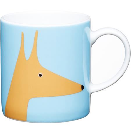 《KitchenCraft》濃縮咖啡杯(狐狸80ml)