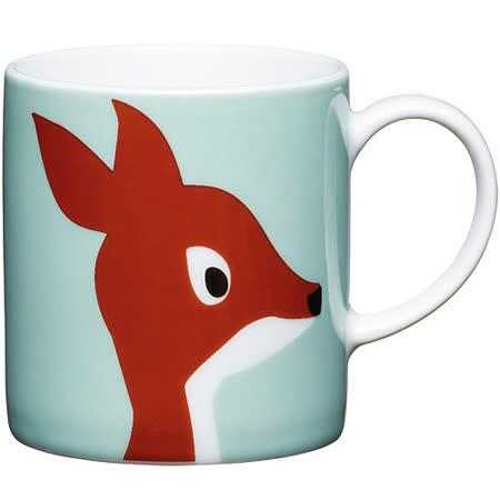 《KitchenCraft》濃縮咖啡杯(小鹿80ml)