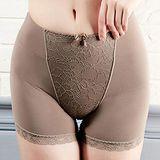 【EASY SHOP】微整佳人 高腰平口骨盤修飾褲(可可棕)