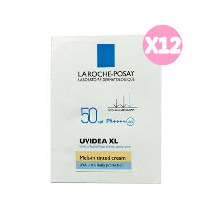 La Roche Posay 理膚寶水 全護清爽防曬液UVA PRO(潤色) 1.5ml*12 (效期2017/03)
