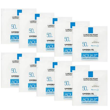 La Roche Posay 理膚寶水 全護水感清透防曬露 UVA PRO SPF50 (透明色)2ml*10