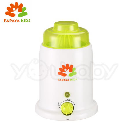 Papaya Kids 多功能2in1溫奶器/食物加熱器(單支)