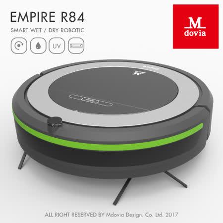 Mdovia R84 全程自動 無線吸塵 / 洗地機 機器人