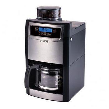 新格 多功能全自動研磨咖啡機 SCM-1009S SCM-1009S