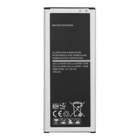【平行輸入品】Samsung Galaxy Note4專用 原廠電池