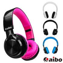 aibo BTY05 全罩式無線藍牙耳機麥克風(支援TF卡/AUX音源)
