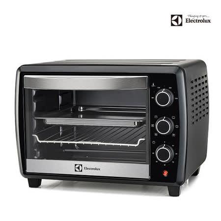 【Electrolux 伊萊克斯】Rio 專業級旋風25L烤箱 EOT5004K / EOT-5004K