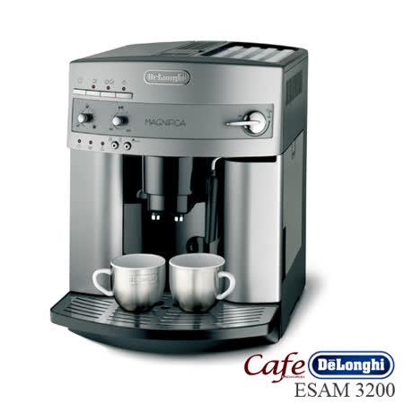 【Delonghi】全自動咖啡機(ESAM3200)