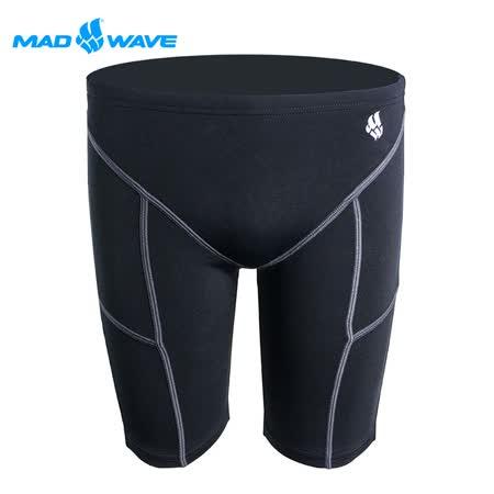 俄羅斯MADWAVE兒童及膝泳褲 Jammer Junior