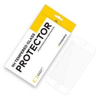 犀牛盾 Apple iPhone 7 4.7吋 9H 3D滿版玻璃保護貼-黑、白兩色