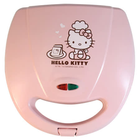 Hello kitty 三明治機-OT-528K