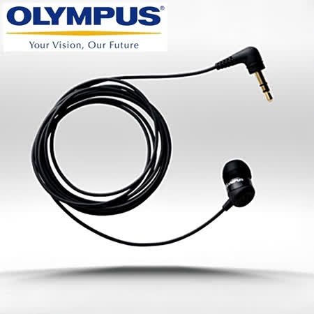 Olympus電話錄音用耳塞式耳機麥克風TP8