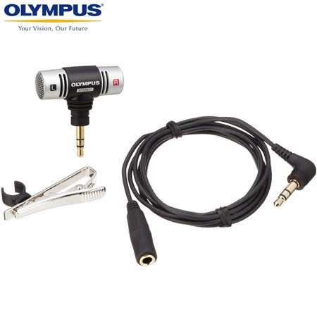 Olympus領夾式麥克風(平行輸入)ME51SW