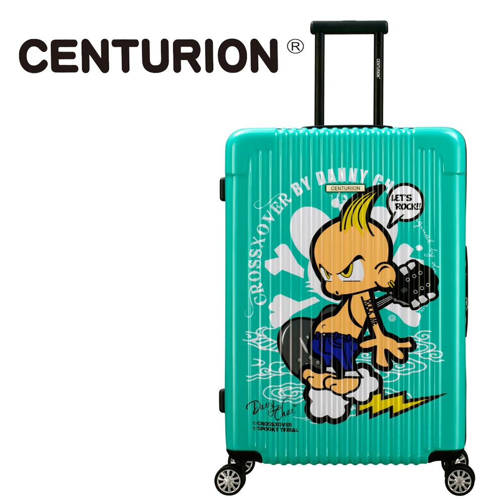 【CENTURION】美國百夫長29吋行李箱-搖滾小子RKB(拉鍊箱/空姐箱)