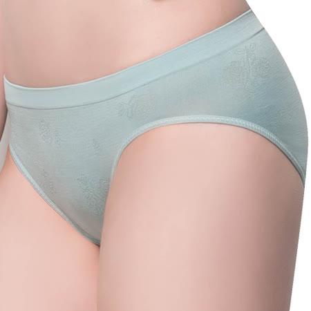 【思薇爾】無痕美人系列M-XL素面低腰三角褲(蘊灰色)