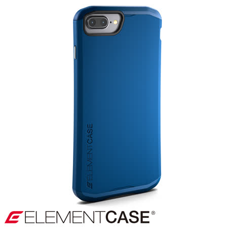 美國 Element Case iPhone 7 系列 Aura 時尚防摔手機保護殼 - 深藍