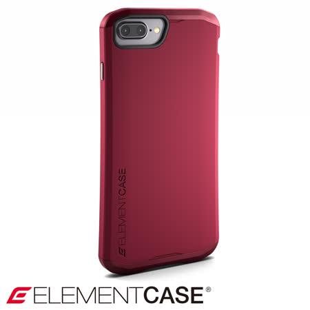 美國 Element Case iPhone 7 系列 Aura 時尚防摔手機保護殼 - 深紅