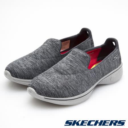 SKECHERS (女) 健走系列 GO Walk 4 - 14165GRY