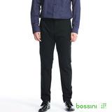 bossini男裝-彈性休閒褲01黑