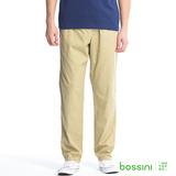 bossini男裝-輕便長褲05淡卡其