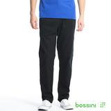 bossini男裝-輕便長褲05黑
