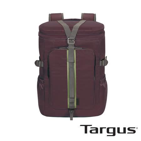 Targus New Seoul 韓潮電腦後背包 (棗紅/14吋筆電適用)