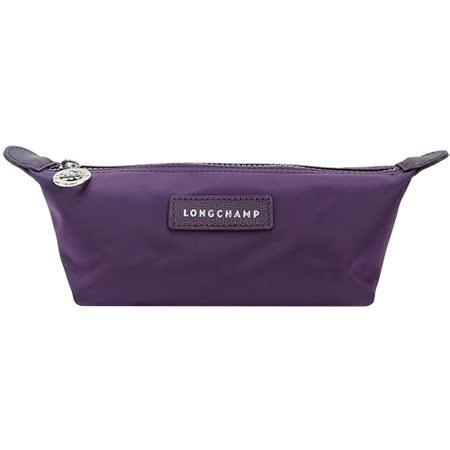 LONGCHAMP Le Pliage NÉO系列尼龍水餃化妝包(紫)