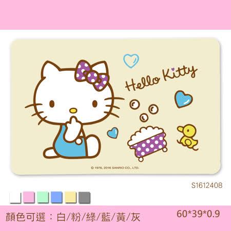 Hello Kitty<BR/>珪藻土吸水地墊