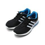 (男) ADIDAS Galaxy 2 Elite M Textile 避震跑鞋 黑藍 BB1665 鞋全家福
