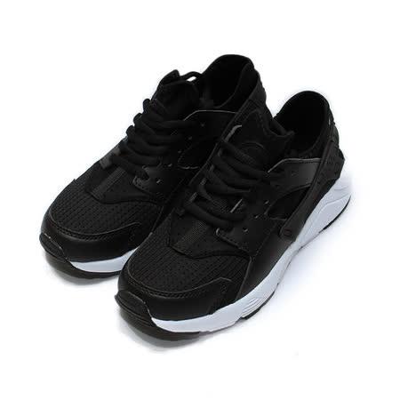 (女) GIOVANNI VALENTINO 韓版武士鞋 黑 鞋全家福