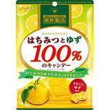 扇雀飴蜂蜜柚子糖57g
