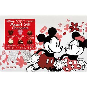 北日本迪士尼情人節巧克力禮盒