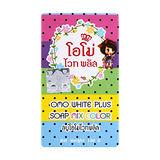 泰國OMO WHITE PLUS彩虹皂100g