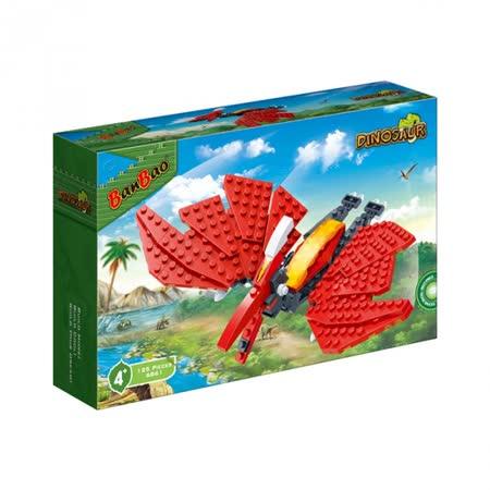 【BanBao 積木】侏羅紀系列-風神翼龍 6861