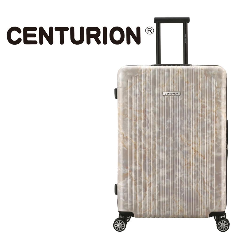 【CENTURION】美國百夫長29吋行李箱-布萊德.彼特H13(拉鍊箱/空姐箱)