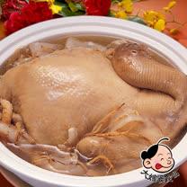 【大嬸婆】玉竹人蔘雞湯4件組(2500g/包)
