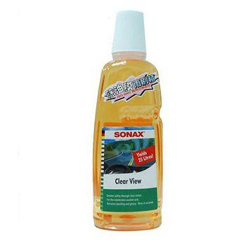 德國舒亮SONAX 除油膜雨刷精 汽車|玻璃|清潔