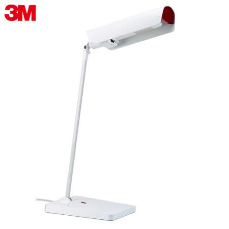 【福利品】3M 58度LED博視燈桌燈檯燈ML6000(氣質白)