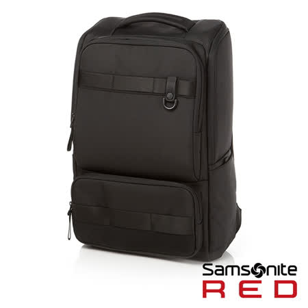 Samsonite RED  ELIUN  大容量簡約休閒筆電後背包L 17