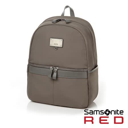 Samsonite RED  AIRETTE 女用經典休閒筆電後背包 13