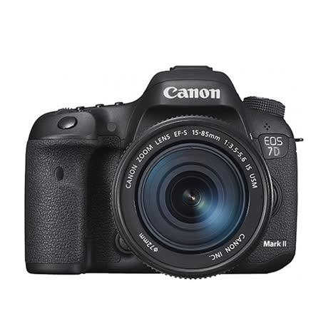 Canon EOS 7D Mark II (7D2) + EF-S 15-85mm (公司貨)