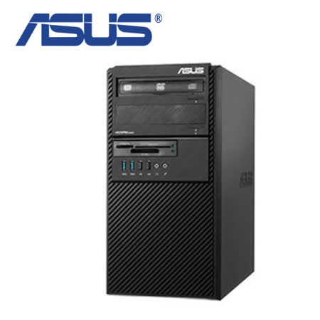 ASUS 華碩 BM1AF-I341700024 i3-4170 1TB Win 7 Pro 商用桌上型電腦