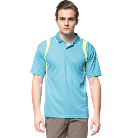 【SAIN SOU】吸濕排汗POLO衫T26601