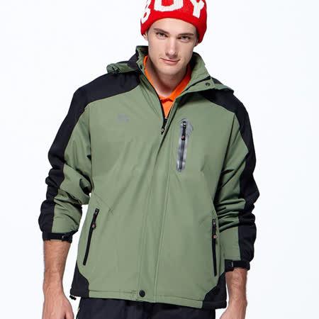 【SAIN SOU】時尚保暖防潑水外套T27303