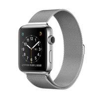 Apple WATCH S2 42mm/S  ,42公釐不鏽鋼錶殼搭配米蘭式錶環 (MNPU2 TA/A) _ 台灣公司貨