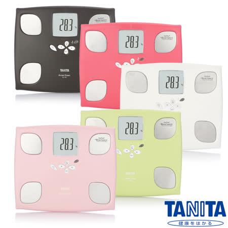 【福利品】日本TANITA 十合一女性減重模式體組成計 BC750 (五色)