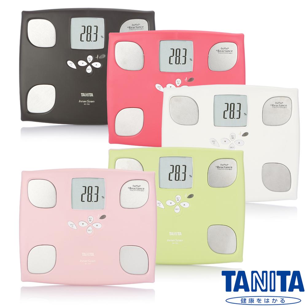 ~ 品~ TANITA 十合一女性減重模式體組成計 BC750 ^(五色^)