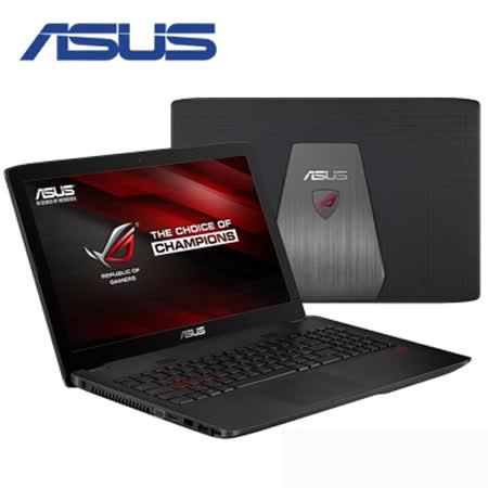 ASUS GL552VW-0061A6700HQ 15.6吋FHD/i7-6700HQ/8G/1TB+128G/FHD/2G獨顯 電競筆電-送8G 記憶體(需自行安裝)
